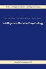 Intelligence-Service Psychology | Sven Max Litzcke |
