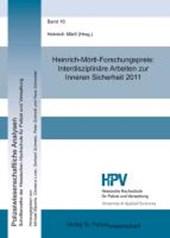 Heinrich-Mörtel-Forschungspreis