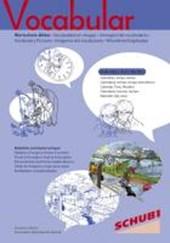 Vocabular Wortschatz-Bilder: Kalender, Zeit, Wetter