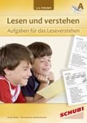 Lesen und verstehen, 3./4. Schuljahr A