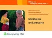 """Aktivitäten für den Entwicklungsbereich """"Kommunikationsfreudige Kinder"""""""