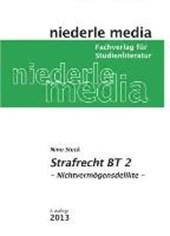 Strafrecht BT 2. Karteikarten