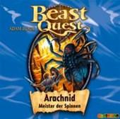 Beast Quest 11. Arachnid, Meister der Spinnen