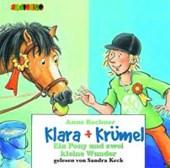 Klara + Krümel: Ein Pony außer Rand und Band