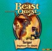 Beast Quest 13. Torgor, Ungeheuer der Sümpfe