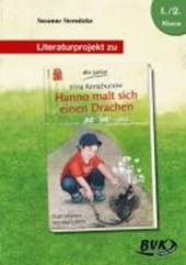 """Literaturprojekt zu """"Hanno malt sich einen Drachen"""""""