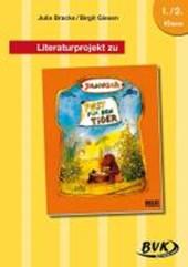 """Literaturprojekt zu """"Post für den Tiger"""""""