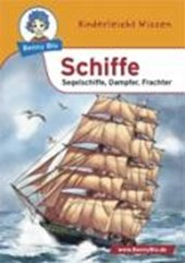 Benny Blu - Schiffe - Segelschiffe, Dampfer, Frachter