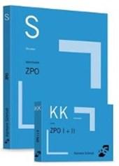 Paket Marschollek, Skript ZPO + Haack, Karteikarten ZPO I + II