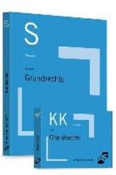 Paket Altevers, Skript Grundrechte + Pieper, Karteikarten Grundrechte