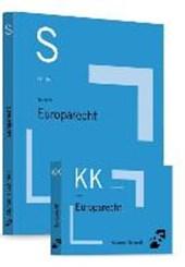 Bundle Sommer, Skript Europarecht + Haack, Karteikarten Europarecht