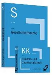 Paket Alpmann, Skript Gesellschaftsrecht + Haack, Karteikarten Handels- und Gesellschaftsrecht