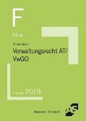 Fälle Verwaltungsrecht AT/VwGO