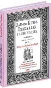 Bau- und Kunstdenkmäler Thüringens 07. Kreis Saalfeld - Amtsgerichtsbezirke KRANICHFELD und CAMBURG