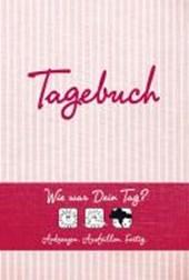 Tagebuch (rot)