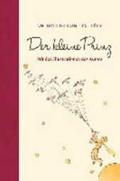 Der kleine Prinz (mit den farbigen Illustrationen des Autors)