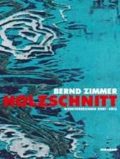 Bernd Zimmer - Holzschnitt