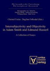 Intersubjectivity and Objectivity in Adam Smith and Edmund Husserl
