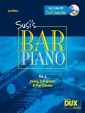 Susi's Bar Piano 6. Besetzung: Klavier zu 2 Händen + CD