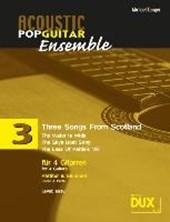 Three Songs From Scotland für 4 Gitarren