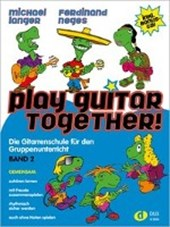 Play Guitar Together Band