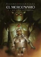 El Mercenario 03. Die vier Prüfungen