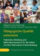 Pädagogische Qualität entwickeln