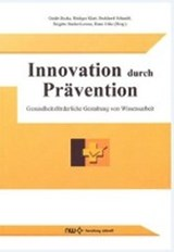Innovation durch Prävention | Guido Becke |