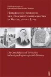 Historisches Handbuch der jüdischen Gemeinschaften in Westfalen und Lippe