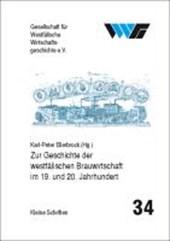 Zur Geschichte der westfälischen Brauwirtschaft im 19. und 20. Jahrhundert