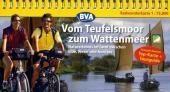 Vom Teufelsmoor zum Wattenmeer 1 : 75 000. Radwanderkarte