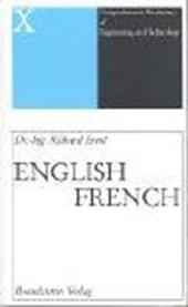 Wörterbuch der industriellen Technik 10. Englisch - Französisch