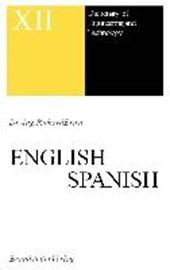 Wörterbuch der industriellen Technik 12. Englisch - Spanisch