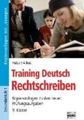 Training Deutsch. Rechtschreiben