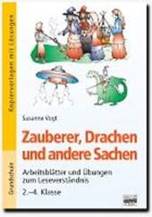 Brigg: Deutsch - Grundschule - Lesen: Zauberer, Drachen und andere Sachen