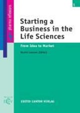 Starting a Business in the Life Sciences | auteur onbekend |