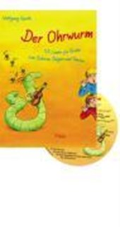 Der Ohrwurm. Buch mit CD