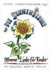 Die Zugabe 4. Die Sonnenblume. (Grundschule)