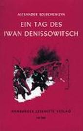 Ein Tag des Iwan Denissowitsch