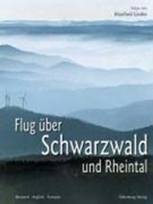 Flug über den Schwarzwald und Rheintal