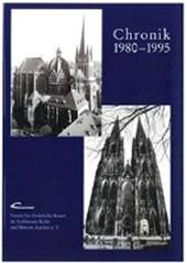 Chronik 1980-1995. Verein für Christliche Kunst im Erzbistum Köln und Bistum Aachen