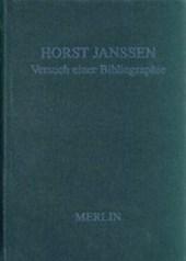Horst Janssen - Versuch einer Bibliographie