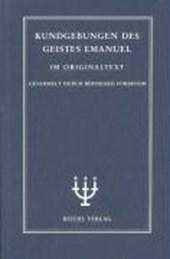 Kundgebungen des Geistes Emanuel 02 aus den Jahren 1897 bis