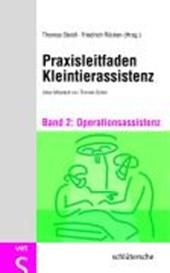 Praxisleitfaden Kleintierassistenz - Bd.