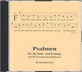 Psalmen für die Sonn- und Festtage (Trinitatiszeit). CD