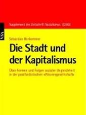 Die Stadt und der Kapitalismus