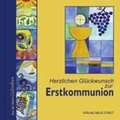 Herzlichen Glückwunsch zur Erstkommunion