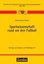 Sportwissenschaft rund um den Fussball