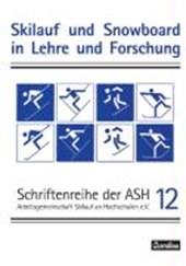 Jahrbuch Skilauf und Snowboard in Lehre und Forschung
