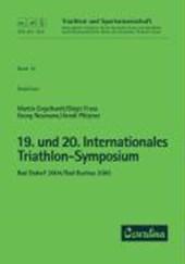 19. und 20. Internationales Triathlon-Symposium